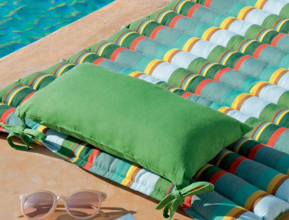 matelas de plage et rabane les galets de collioure linvosges. Black Bedroom Furniture Sets. Home Design Ideas