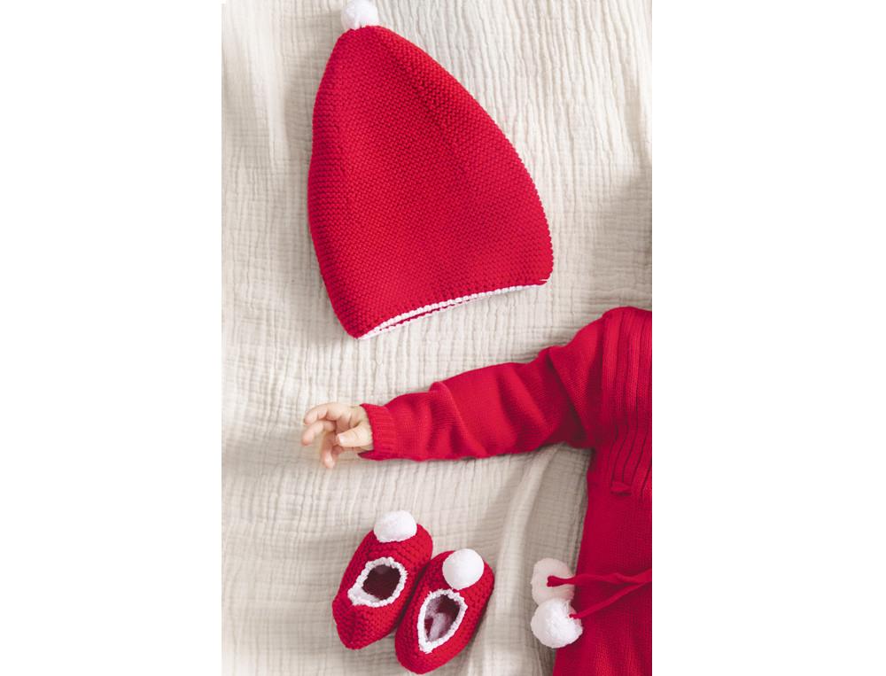 Mütze und Socken Kleines Rentier