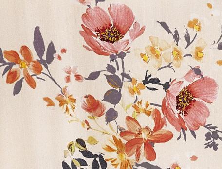 Nachthemd Blumentraum Satin Linvosges