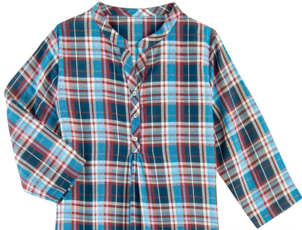 Gemütliches Duo Linvosges Nachthemd