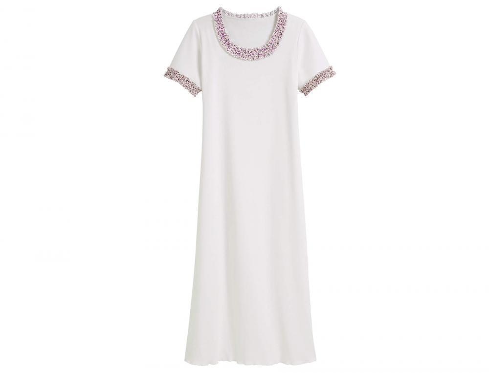 Nachthemd Kirschblüte Jersey Linvosges