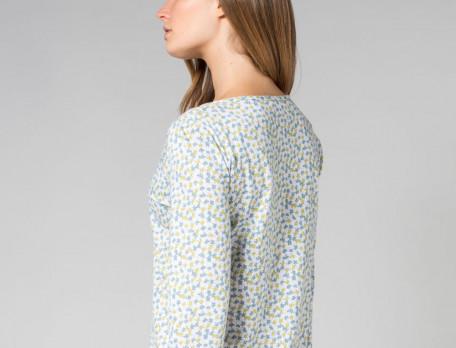 Nachthemd Smaragd Jersey Linvosges