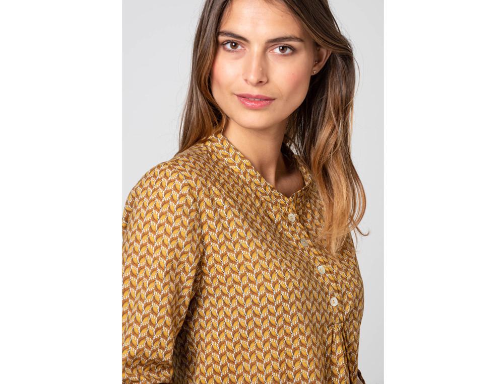 Nachthemd Träumerin Baumwolle Linvosges