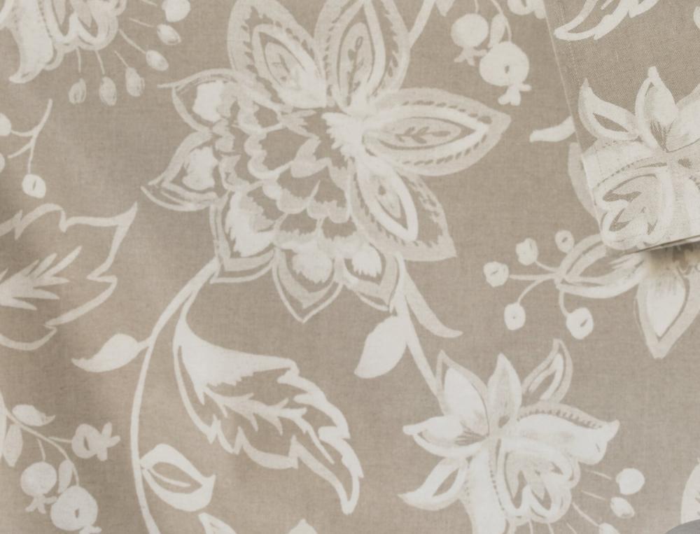Nappe imprimée fleurie Madère