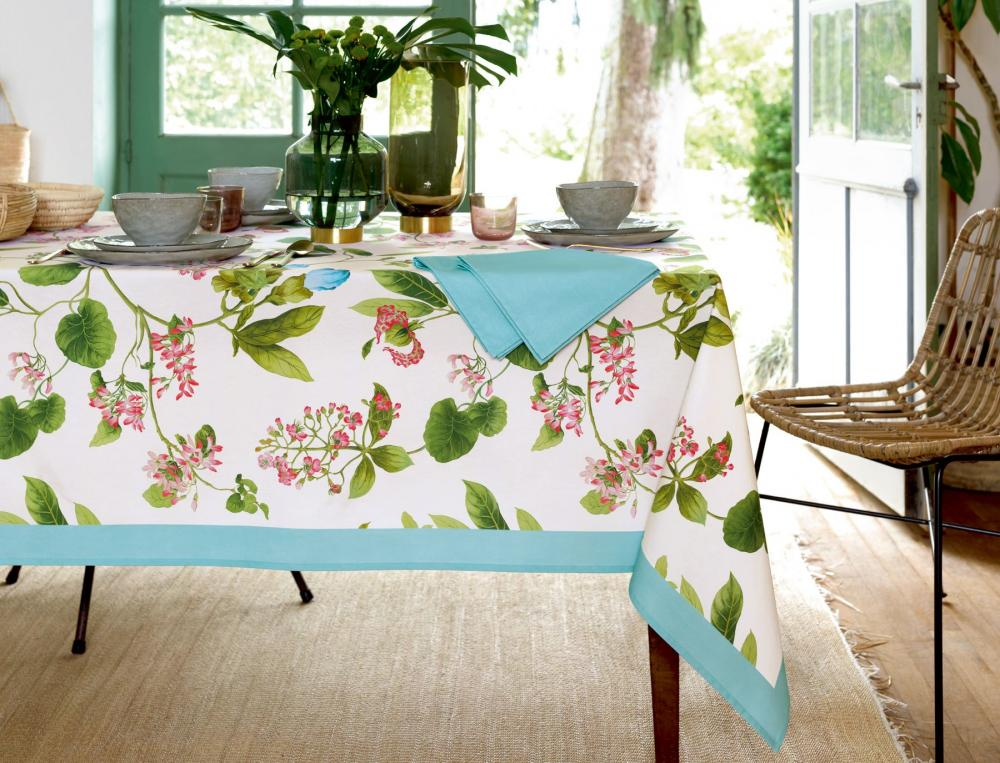 Nappe antitache Paradis Tropical