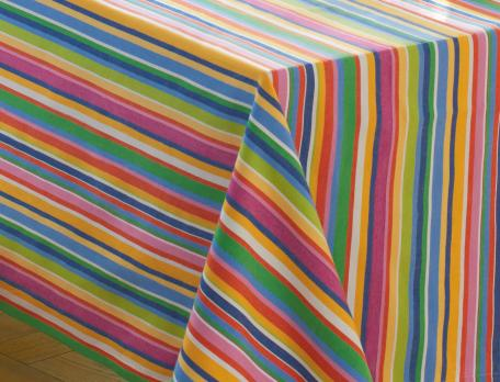 Nappe antitache Tout en couleurs