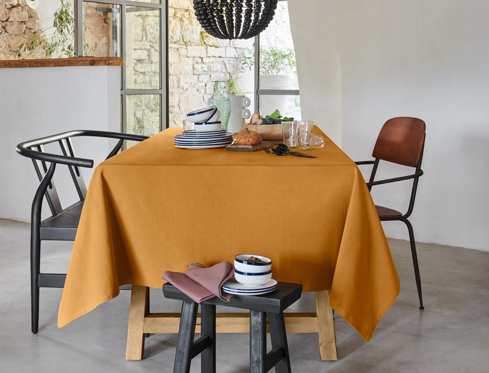 Nappe 100% coton tissage armuré Farandole