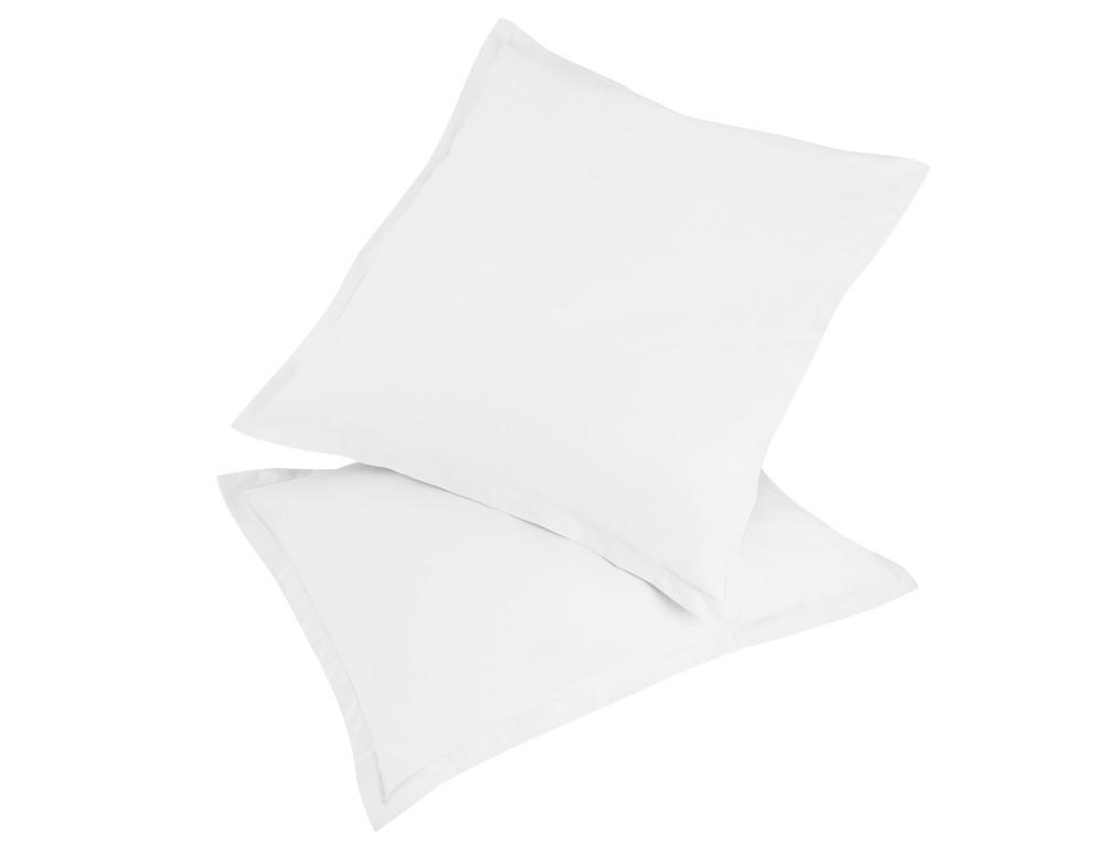 1 taie d'oreiller blanche achetée = 1 offerte