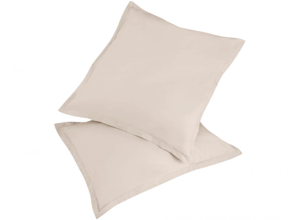 1 taie d'oreiller Coton fin galet achetée = 1 taie identique offerte