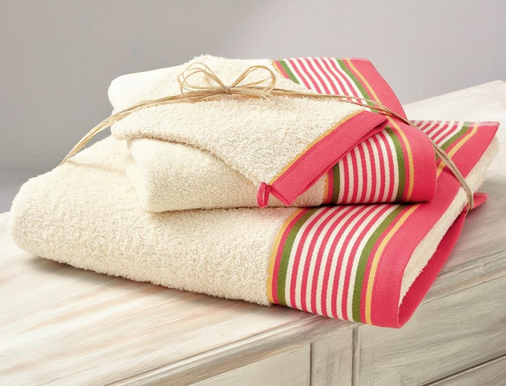 Pack Linge de toilette maison basque