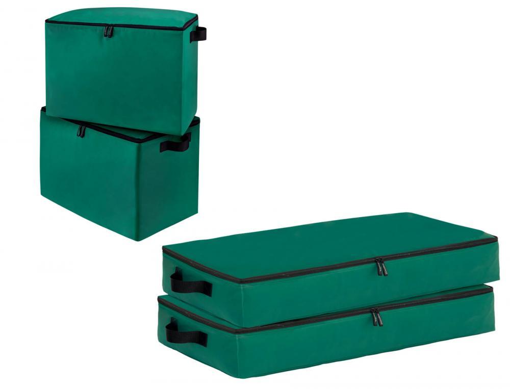 pack 2 housses de rangement ici et ailleurs linvosges. Black Bedroom Furniture Sets. Home Design Ideas