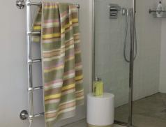 Linge de toilette jacquard Pastels