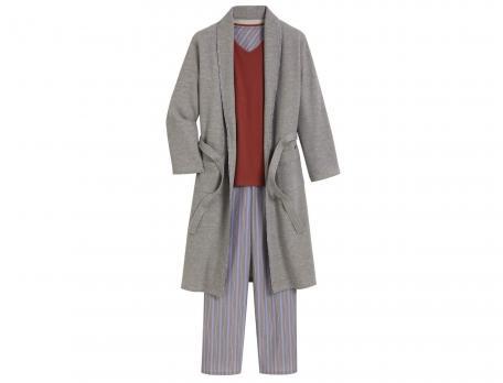 Peignoir jersey Antonin