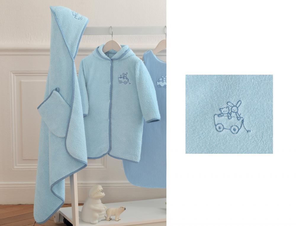 peignoir de bain enfant coffre jouets linvosges. Black Bedroom Furniture Sets. Home Design Ideas