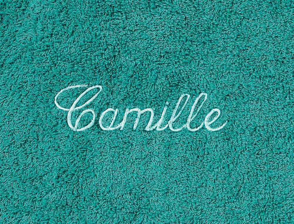 02b1d03de7fa8 Peignoir femme brodable Font Romeu ...