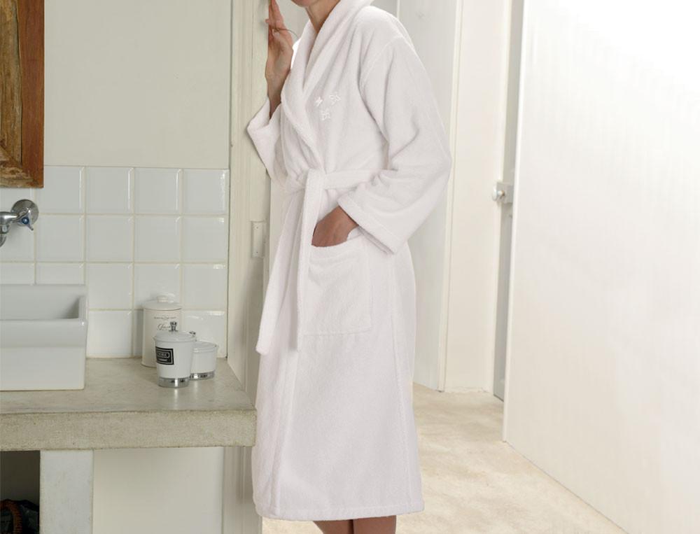 Peignoirs de bain Haute couture