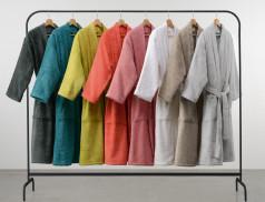 Peignoir forme kimono Matinale