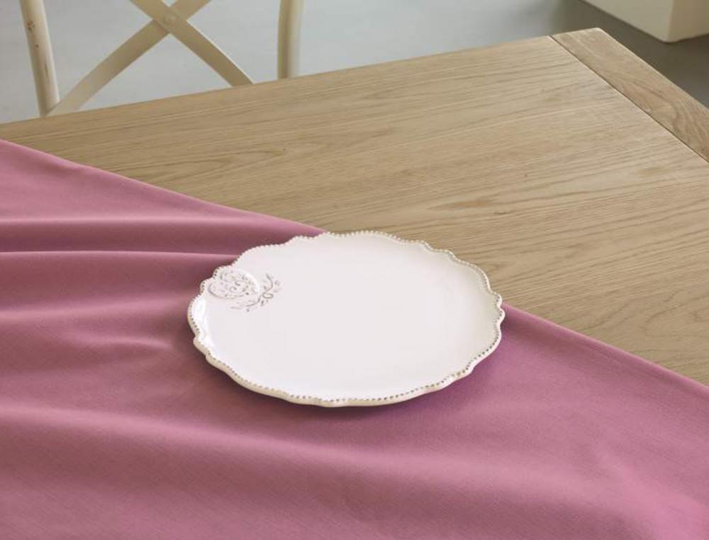Plat à gâteau en céramique Romantique