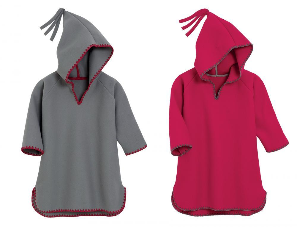 Poncho Familienabend Linvosges