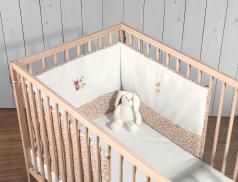 Linge de lit bébé Promenons-nous