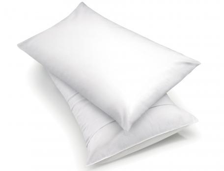 Sous-taie d'oreiller Protection coton