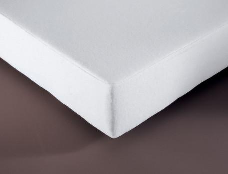 Protège-matelas 1 ou 2 personnes Éponge élastomère 180g/m2