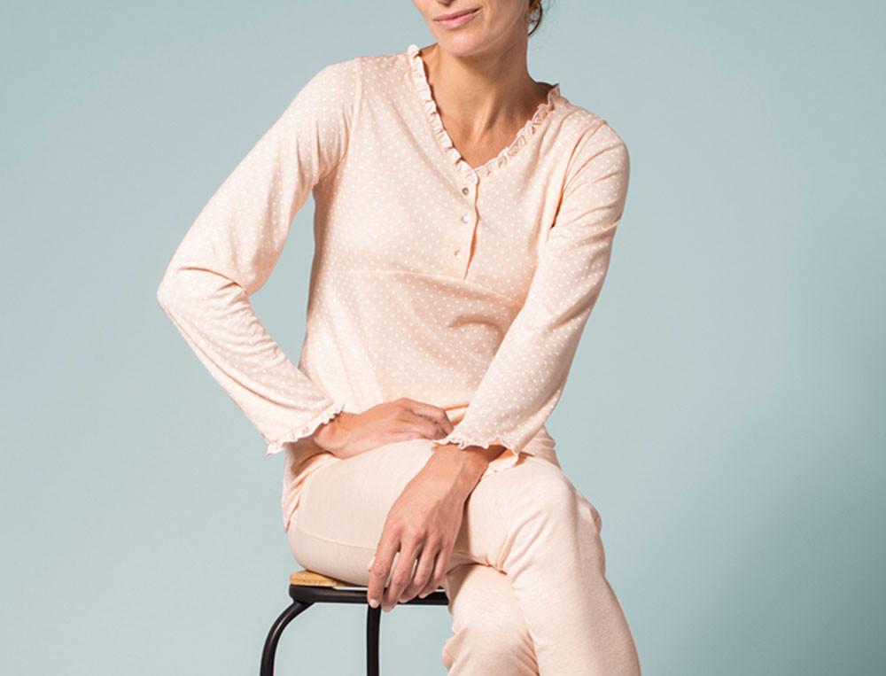 Pyjama Abendstimmung Linvosges