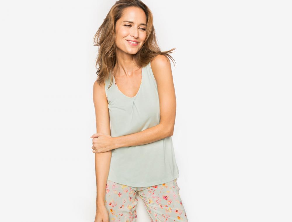 Pyjama viscose Aquarelle