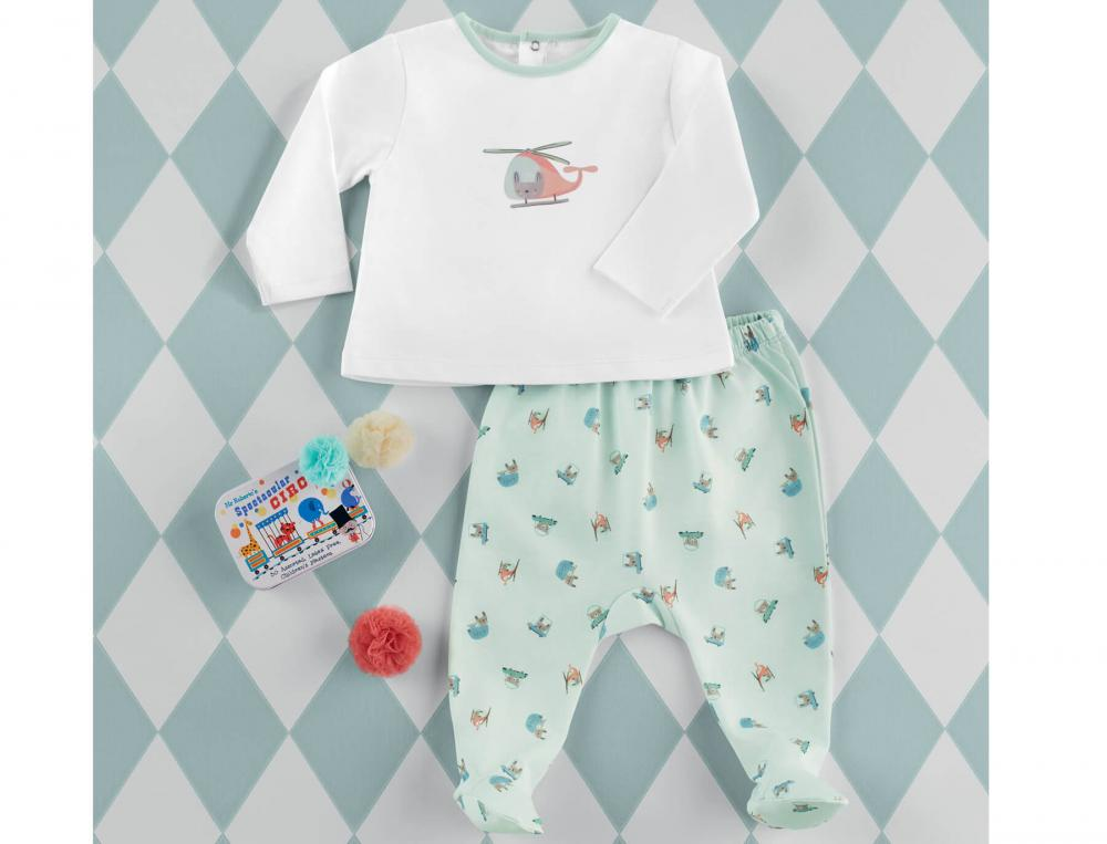 Pyjama bébé Comme des grands