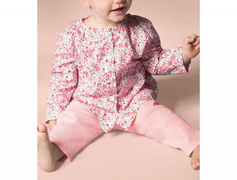 Pyjama bébé 2 pièces Ronde des vents