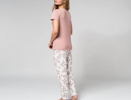 Pyjama  100% coton Douce saison