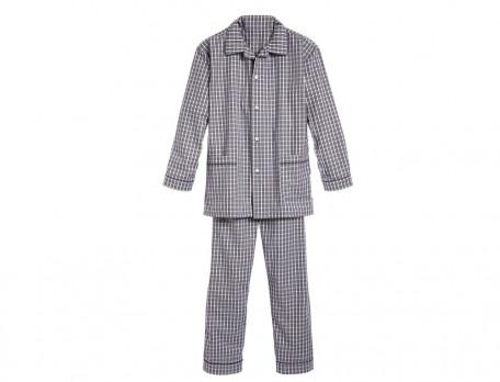 Pyjama Edgar Linvosges Baumwolle