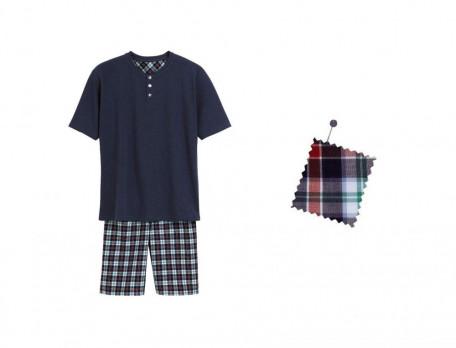 Pyjama Zweiteilige Nachtwäsche Eduard