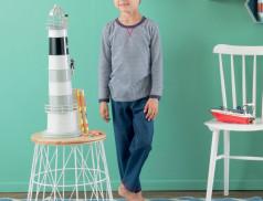 Pyjama enfant jersey Matelot