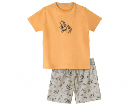 Pyjama et pyjama short enfant 100% coton Winnie