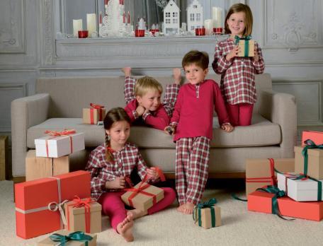 Pyjama Familienabend Linvosges