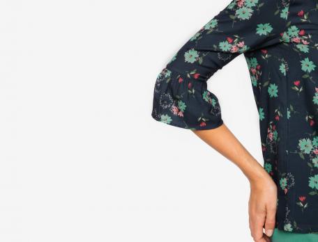 Pyjama femme fluide Terre de Jade