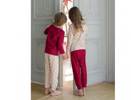 Pyjama enfant fille Étoile enchantée