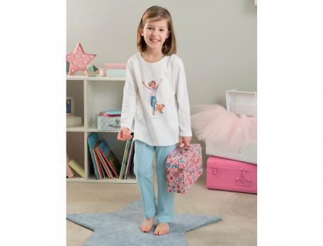 Pyjama enfant jersey Martine