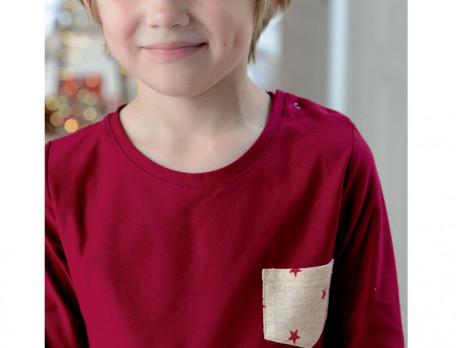 Pyjama enfant garçon Étoile enchantée