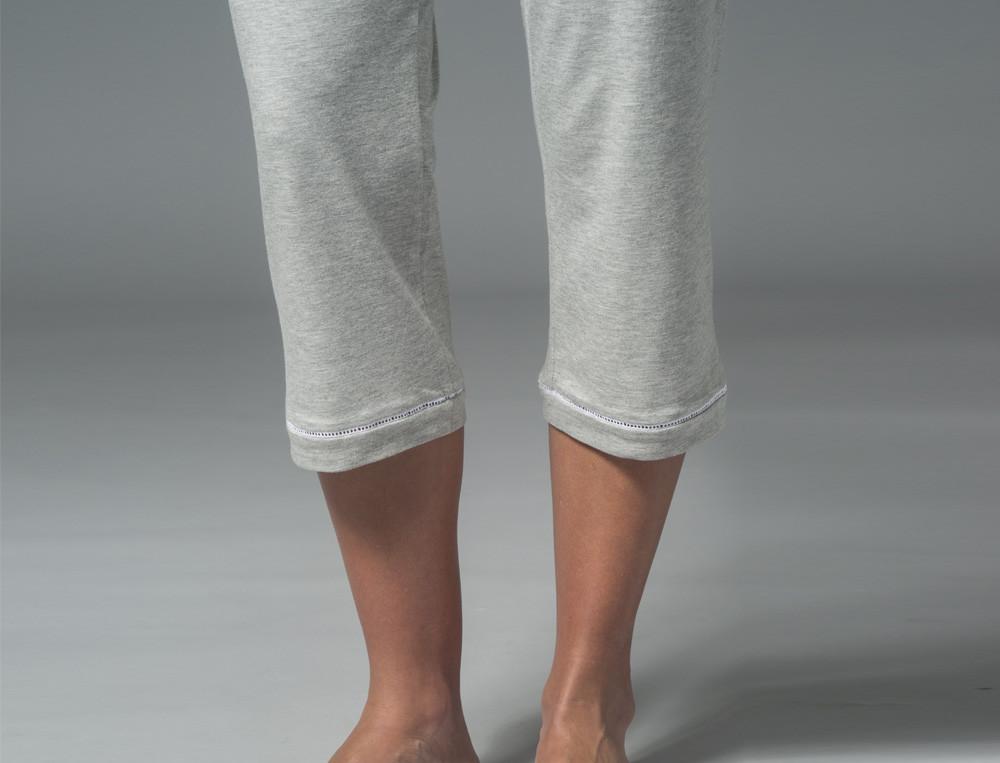 Pyjama Gingko Jersey Baumwolle Linvosges