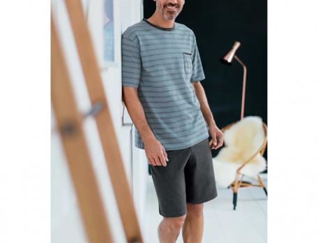 Pyjama et pyjashort homme Baltique
