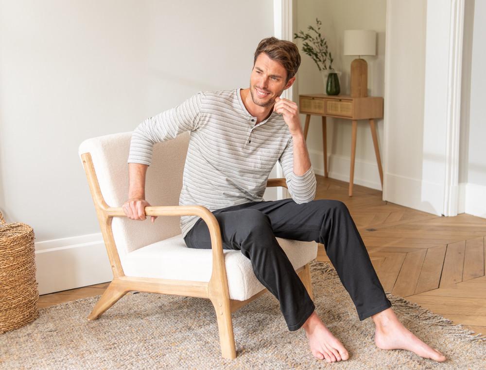 Pyjama et pyjama short homme Courmayeur