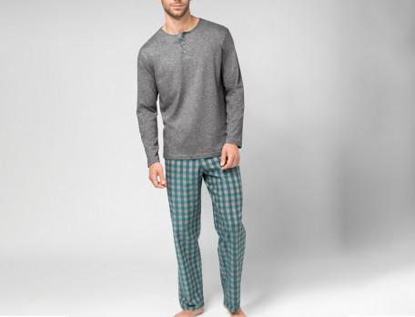 Pyjama et pyjama short homme Matin d'hiver