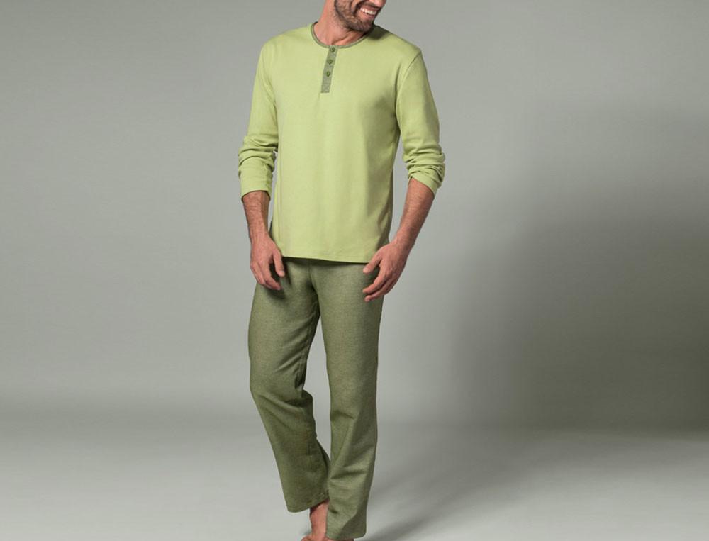 Pyjama homme et pyjashort homme Mousson
