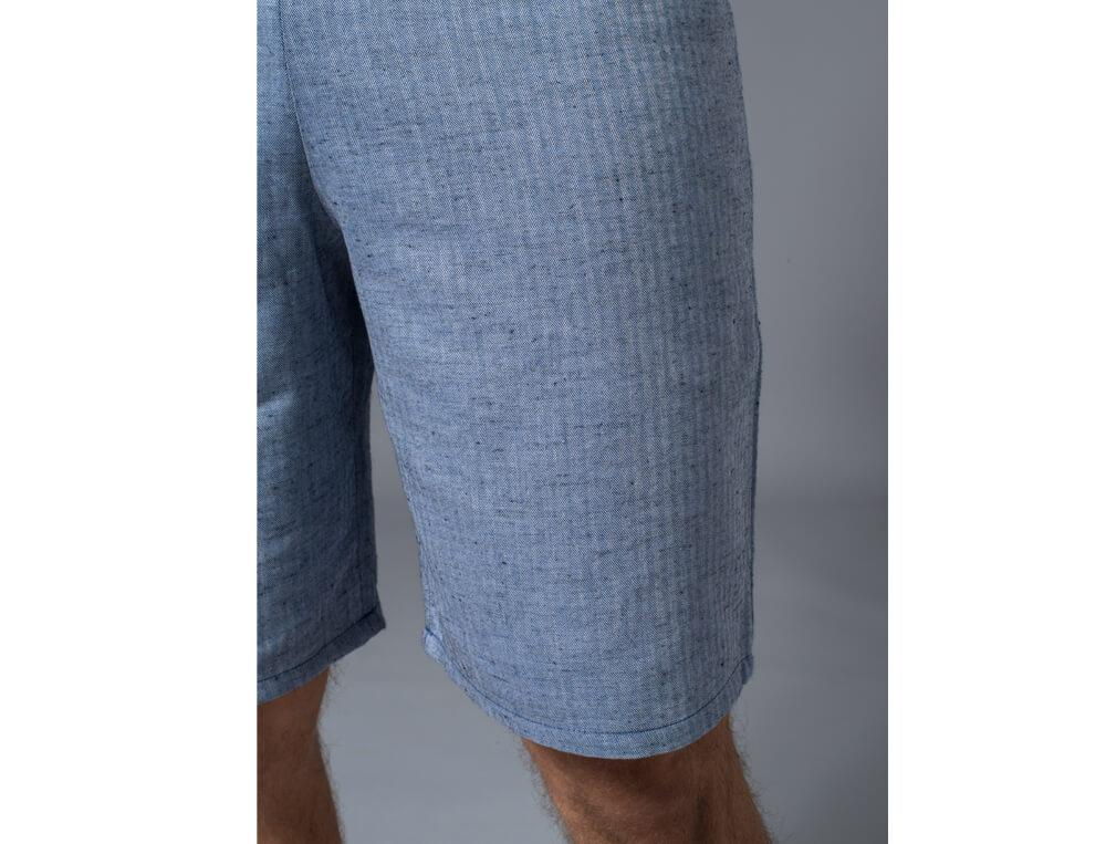 Pyjama et pyjama short homme Orange bleue