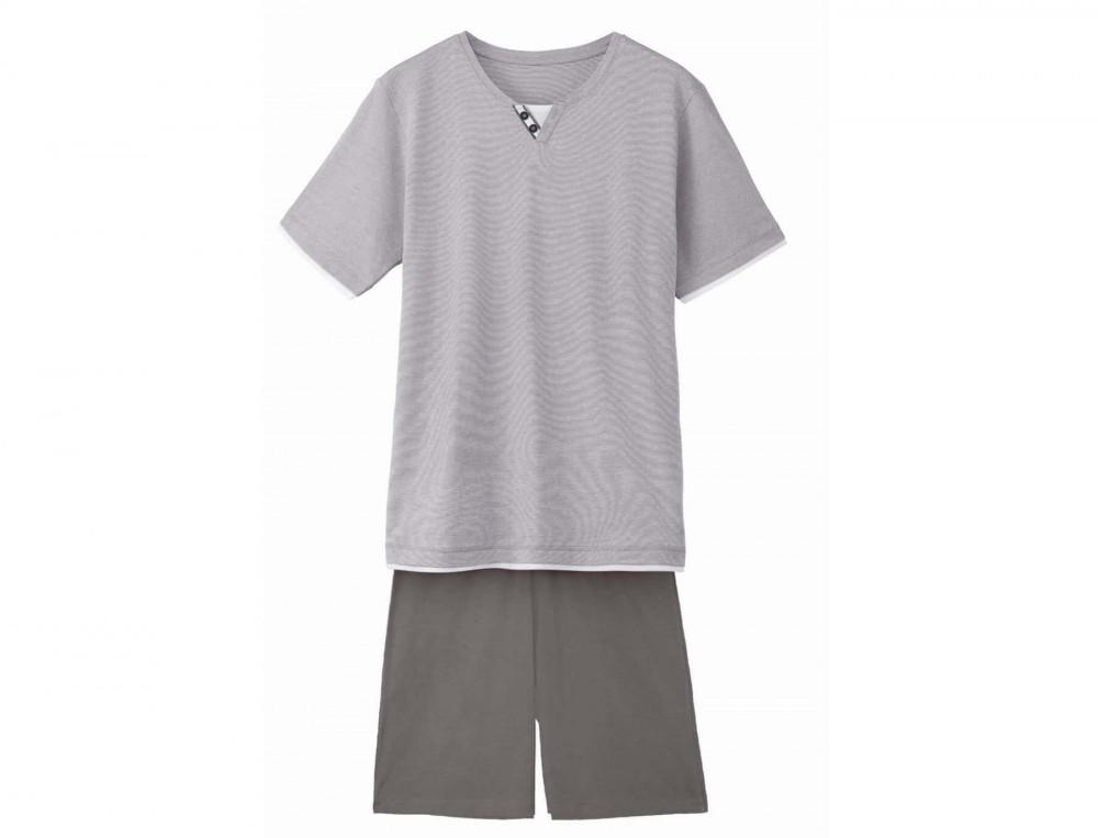 Pyjama homme 100% coton Quai de Seine