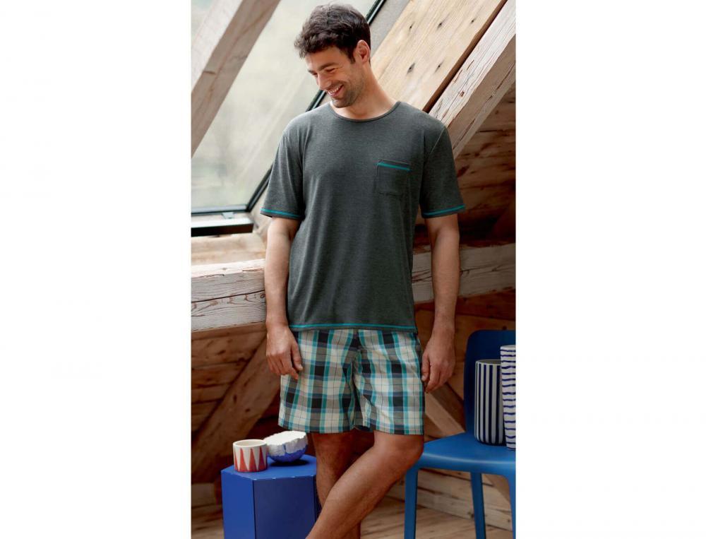 Pyjama et pyjashort homme Sur la banquise