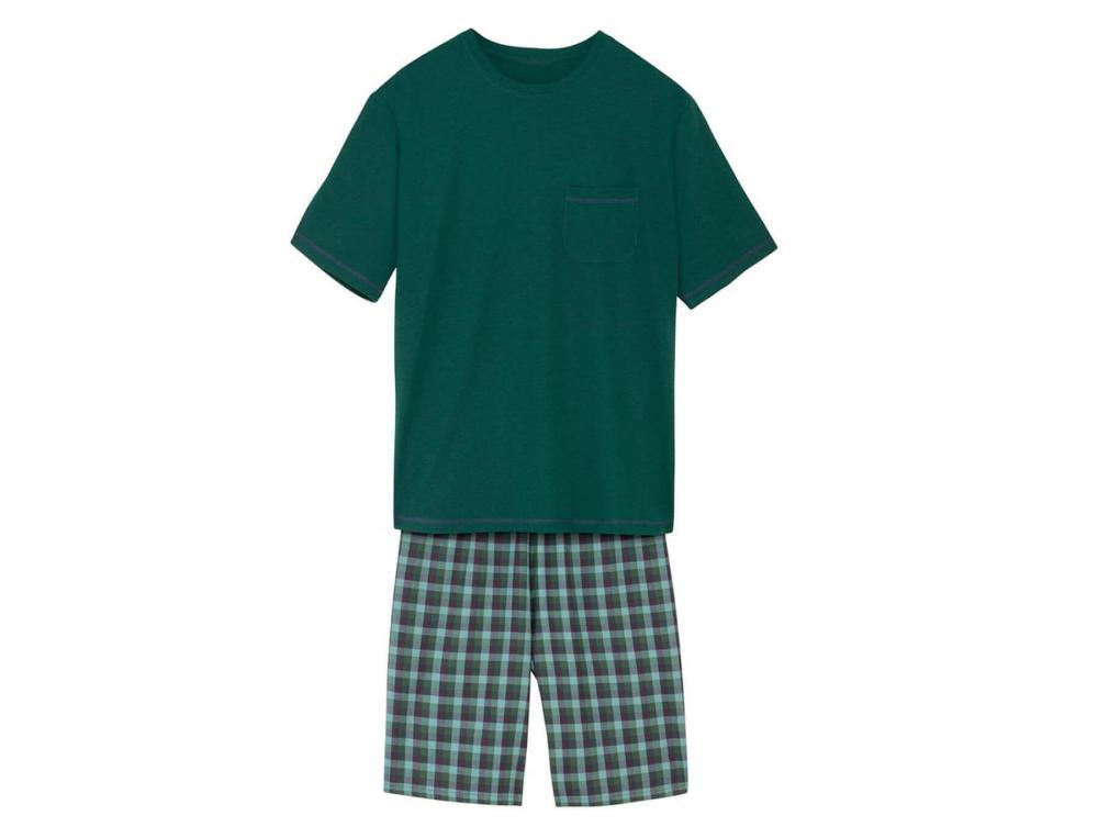 Pyjama et pyjashort Terre de Jade