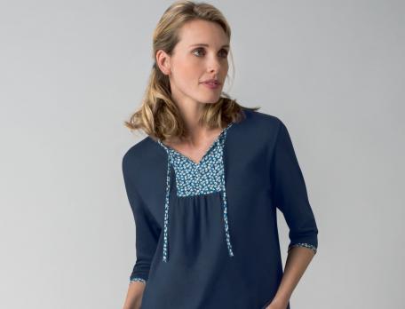 Pyjama Infiniment bleu